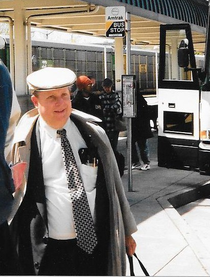 Ken Ruben w Noel at JLS 2003
